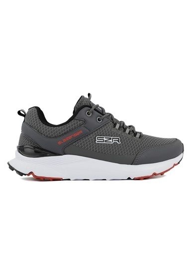 Slazenger Slazenger Zuber Sneaker Erkek Ayakkabı  Gri